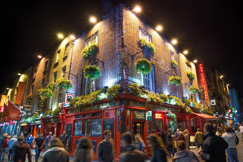 Dublín Temple Bar
