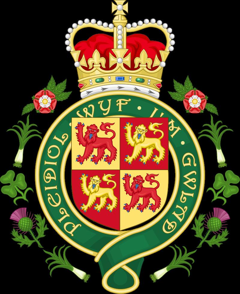 Escudo de Gales